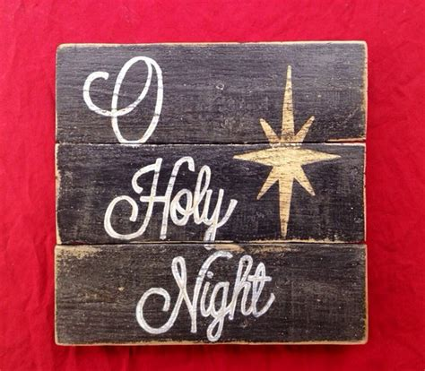 O Holy Night Wood Sign  Rustic Christmas Sign By. Love Life Signs Of Stroke. Phoenix Stickers. Glitter Wall Murals. Snack Signs. Mom Baby Banners. Bed Room Signs Of Stroke. Enchanted Wood Murals. Fitness Lettering