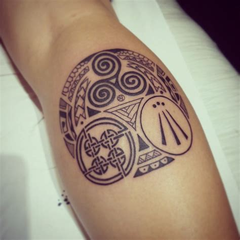 Découvrir Le Tatouage Triskel, Un Symbole Millénaire