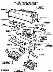 Lionel Train 3 Cd Set Service And Repair   Parts Manual