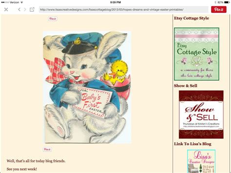 pin  tammy quigley  easter paper vintage easter