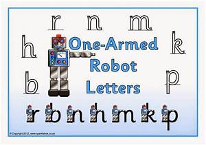 Handwriting in room three room 3 greytown school for Robot letters handwriting