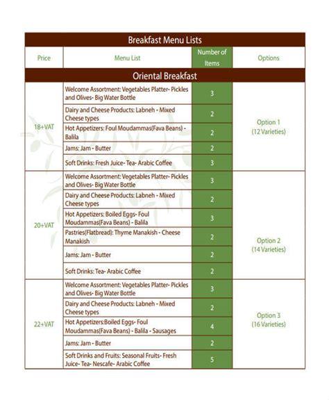 printable list templates  ms word