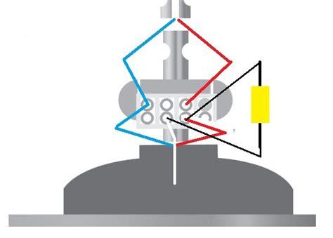 solucionado donde conectar el capacitor en  abon garden ventiladores yoreparo