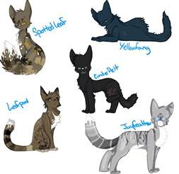 Warrior Cats ThunderClan Medicine