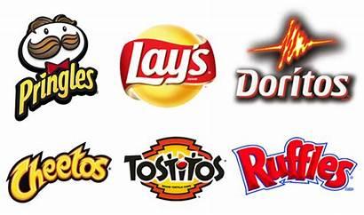 Snack Logos Pringles Snacks Brands Clipart Doritos