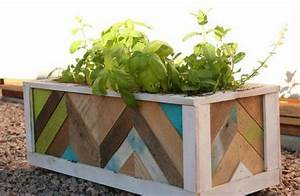 Bac A Fleur Exterieur : bac plante bois exterieur bacs a fleurs et jardinieres ~ Dailycaller-alerts.com Idées de Décoration