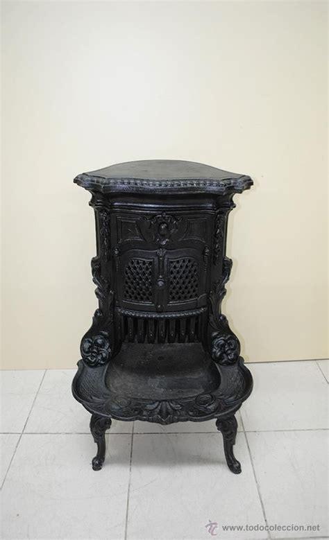 estufa antigua antigueedades tecnicas rusticas