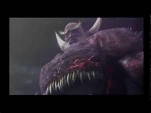 Tekken 5 - Jinpachi Mishima ending - HQ - YouTube