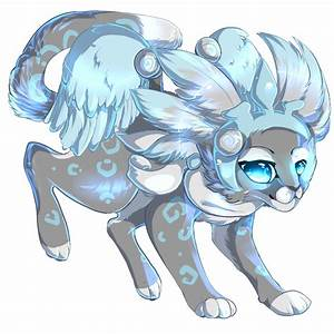animal jam arctic wolf fan art - Google Search | Cool ...
