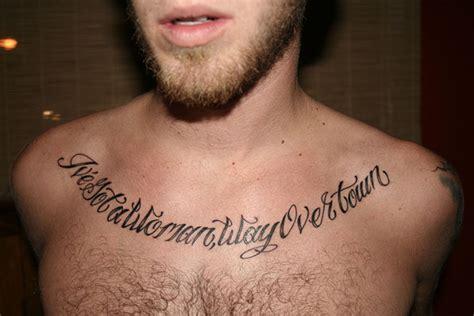 tattoo ink quotes quotesgram