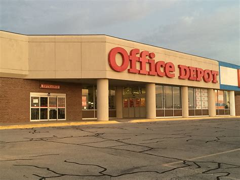 Office Depot Hours by Office Depot In Tulsa Ok 2010 South Rd