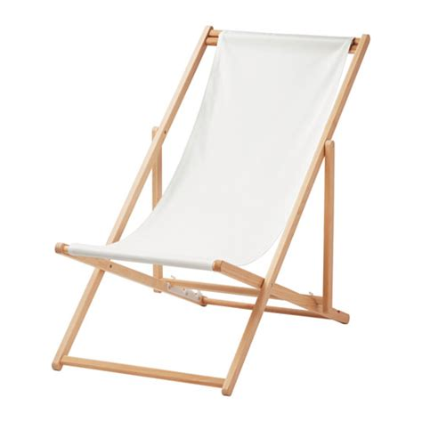 chaise de plage pliante ikea mysings 214 chaise de plage pliable blanc ikea