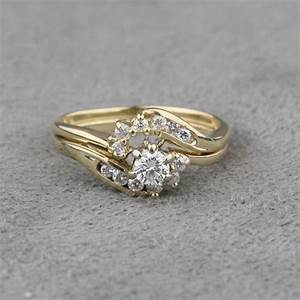 white gold and its unique types with diamond promise rings With used wedding rings