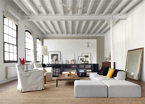 autentico loft  combina lo moderno  lo industrial