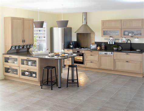 facade de cuisine lapeyre les cuisines en bois le retour au naturel inspiration
