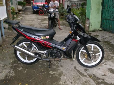 Supra Fit New Road Race by Modifikasi Supra X 125 Fi Road Race Racing Thailook