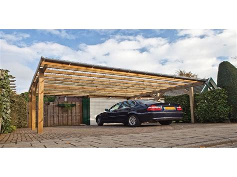 Willing to park your cars next to your house then do install the attached carport that will provide the perfect shelter to your expensive vehicles to be safe from the harsh weather conditions! Wood Carports Picture — Oscarsplace Furniture Ideas : Best ...