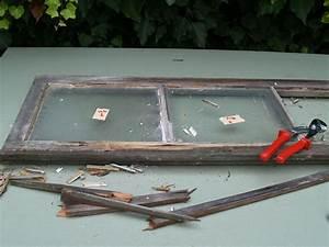 Alte Fensterrahmen Gestalten : wow effekt bilderrahmen aus alten fenster diy academy ~ Lizthompson.info Haus und Dekorationen