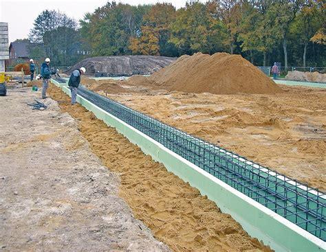 Beton Gießen Schalung by Was Ist Eine Verlorene Schalung Beton Baustoffwissen