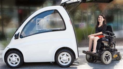 kenguru wheelchair accessible evs  electric car forums