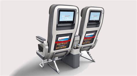 airways reservation siege austrian airlines nouveau siege premium economy ohlalair