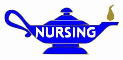 Clip Nurse Nursing Lamp Clipart Nightingale Florence