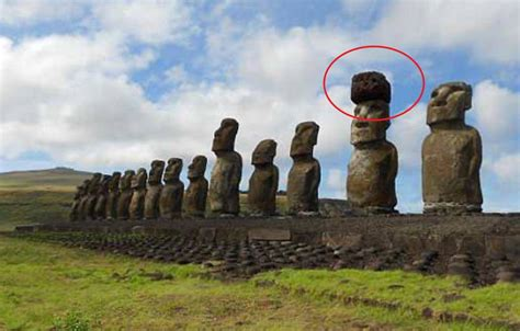The mystery of how Easter Island Statues got their massive