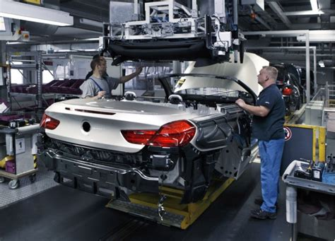 Bmw Factory Parts by Workers Allegedly Millions Worth Of Parts From Bmw
