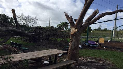 u haul miami gardens tornado confirmed ripped through miami springs virginia