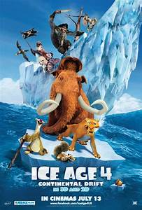 Ice Age 4 Continental Drift Review From The Mind Of