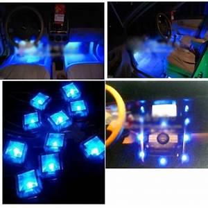 Led Auto Innenraum : makka blau 12v 10 led auto innenbeleuchtung fu raum innenraum licht mit auto ~ Orissabook.com Haus und Dekorationen