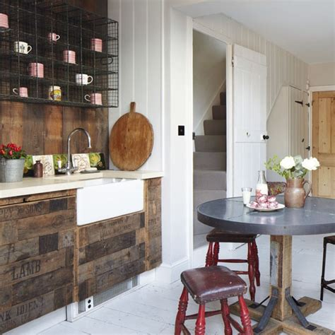 upcycled kitchen ideas upcycled splashback kitchen splashbacks kitchen design ideas housetohome co uk