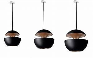 Suspension Noir Et Cuivre : here comes the sun cuivre noir suspension dcw editions ~ Melissatoandfro.com Idées de Décoration
