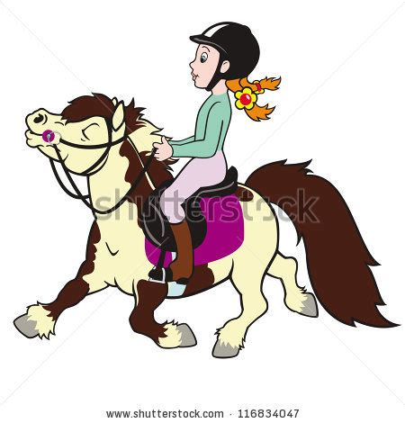 Stock Images similar to ID 71109547 - silly horse cartoon ...