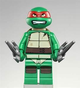 LEGO Teenage Mutant Ninja Turtles - The Toyark - News