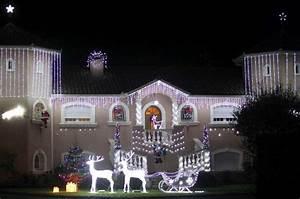 Mont de Marsan : les plus belles maisons illuminées pour Noël en images Sud Ouest fr