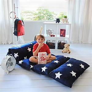 Butterfly, Craze, Kids, Floor, Pillow, Fold, Out, Lounger, Fabric, Cover, For, Bed, And, Game