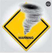 46  Hurricane Evacuation Sign Clipart  Hurricane Warning Clip Art