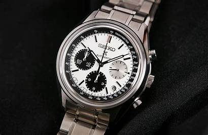 Seiko Chronograph Automatic 50th Anniversary Watches Timeandtidewatches