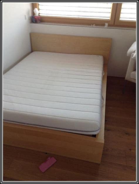 Malm Bett 140x200 Anleitung Download Page Beste