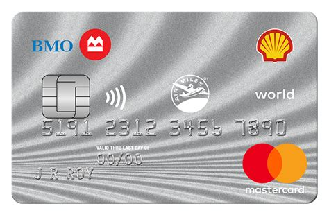 Many or all of the products here are from our for all their perks, credit cards have one big drawback. Shell AIR MILES World MasterCard From BMO | Loans Canada
