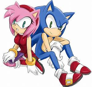 Sonic the Hedgehog images Amy & Sonic wallpaper and ...