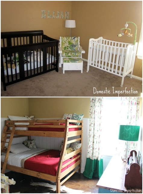 Cowboy Bedroom Reveal!  Domestic Imperfection