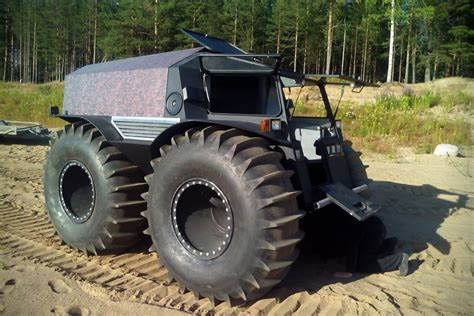 sherp atv land  water vehicle gearnova