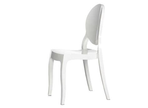 chaises médaillon pas cher chaise medaillon blanc pas cher 19 idées de décoration