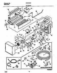 Frigidaire Frt21inlhd4 Parts List And Diagram