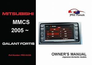Mitsubishi  U2013 Mmcs 2005