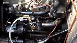 1931 Chevy Carburetor Run Test