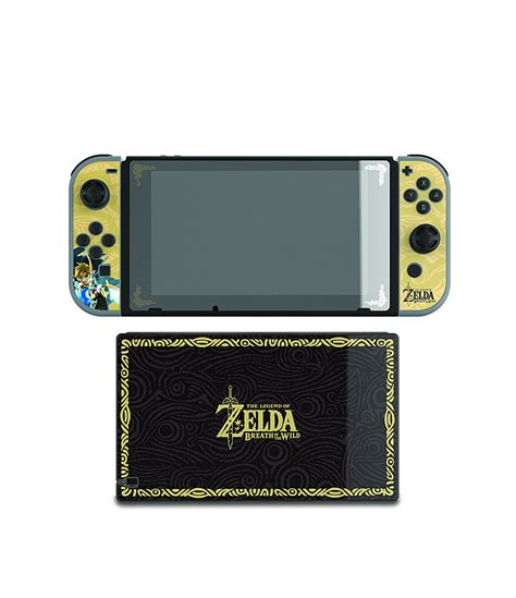 A Look At The Pdp Zelda Breath Of The Wild Nintendo Switch