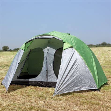 toile de tente 4 places 2 chambres gear 6 2 room tent the sports hq